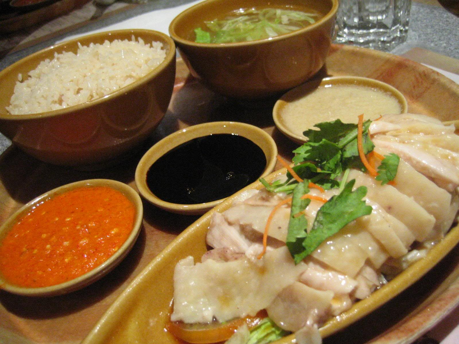 Hainanese Chicken Rice Recipe Dishmaps