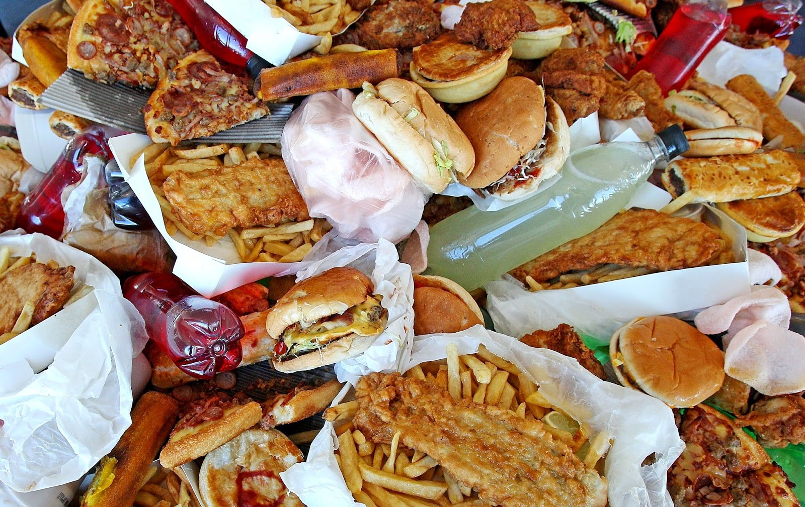 health hazards of junk food inadolescents